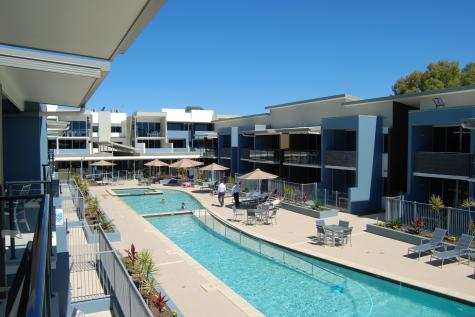 Resort Pool - Ramada Hervey Bay