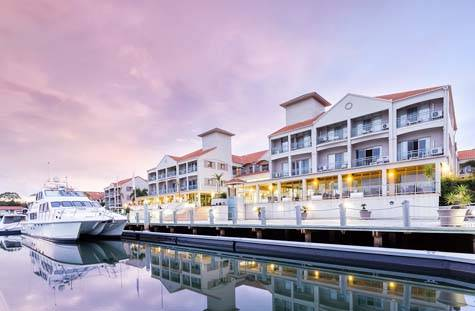 Exterior - Ramada Hotel Hope Harbour