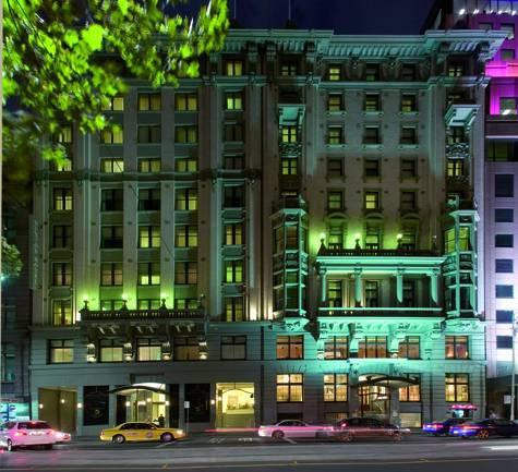 Exterior - Rendezvous Hotel Melbourne