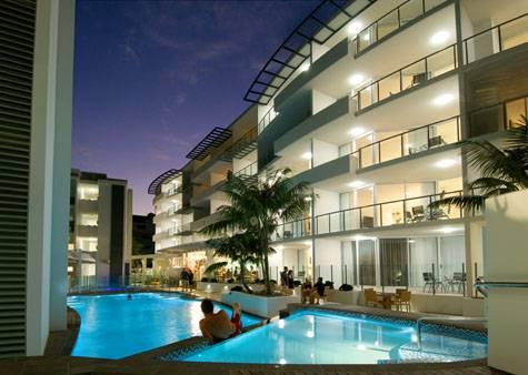 Exterior and Pool - Rumba Beach Resort