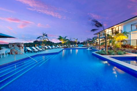 Pool - Sails Resort Port Macquarie - By Rydges