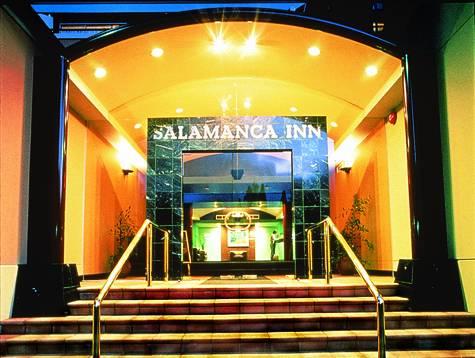 Exterior - Salamanca Inn