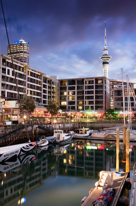 Exterior - The Sebel Auckland Viaduct Harbour