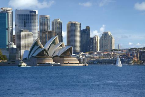 Hotel Exterior - Shangri-La Hotel Sydney