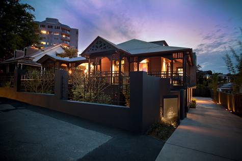 Exterior - Spicers Balfour Hotel