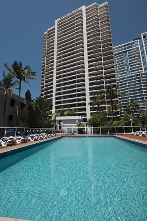 Exterior - Surfers Century Oceanside Apartments