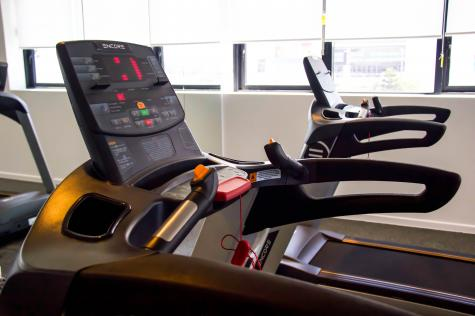 Airconditioned Fully Equipped Gymnasium - Synergy Broadbeach