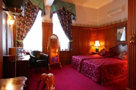 Takahe Twin Room - The County Hotel