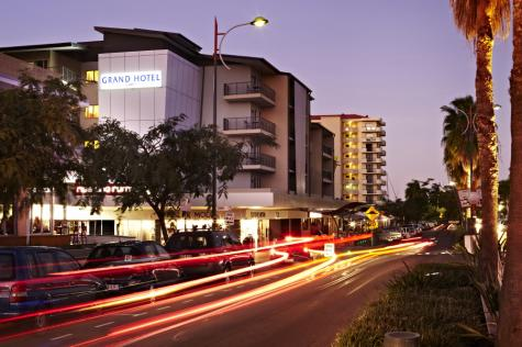 Grand Hotel Townsville - Grand Hotel and Apartment Townsville