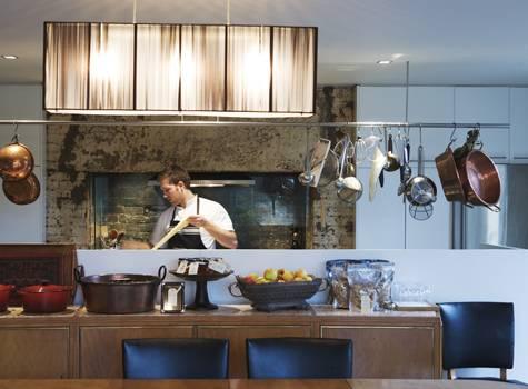 Kitchen - The Islington Hotel