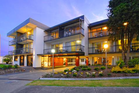 Exterior - The Nelson Resort
