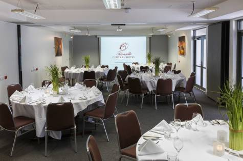 Conference Event - Townsville Central Hotel