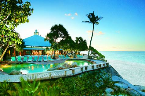 Pool - Heron Island Resort