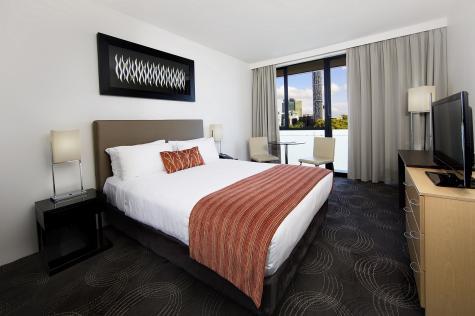 Superior Queen Room - Watermark Hotel Brisbane