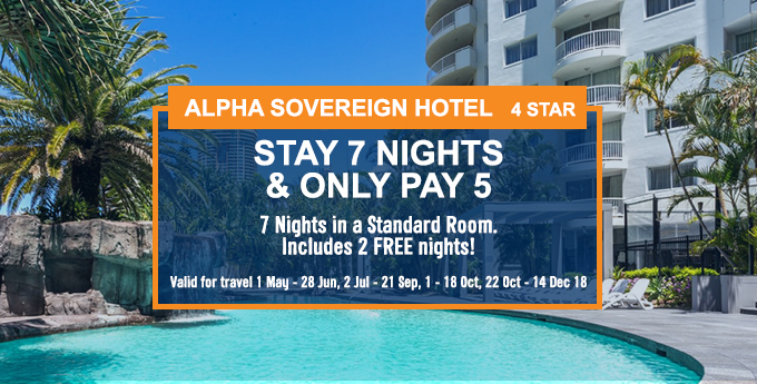 Alpha Sovereign Hotel